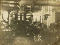 stoommachines voor 1923