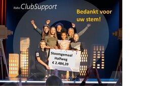 Rabo ClubSupport steunt Stoomgemaal