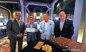 Stoomgemaal wint jackpot bij opening Fair Play Casino