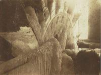 schepraderen onder ijs